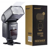 Flash De Cámara Speedlite Neewer Nw680/tt680 Hss E-ttl Ii