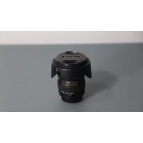 Lente Tokina 11-16 F22 Para Canon