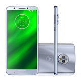 Smartphone Motorola Moto G6 Plus Dual Câmera 12 Mp+5mp Tela
