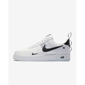 2a8e7e1ea4373 Nike Air Force Negros Hombre - Tenis Nike Hombres Blanco en Mercado ...