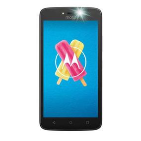 Motorola Moto C - 8gb- Selfie Flash - Android - Eq. Antel