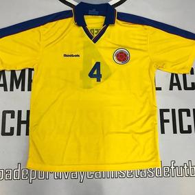 e46fb3d628cf0 Juego De Camiseta Futbol - Camisetas de Selecciones Adultos Colombia ...