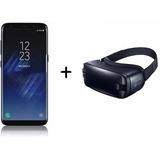 Samsung Galaxy S8 64gb+óculos G Vr Sm-r324+nf+frete=1.799,99
