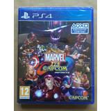 Marvel Vs Capcom Infinite Ps4. Nuevo Sellado. Envíos