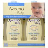 Aveeno Baby Wash And Shampoo, 36 Onza Líquida