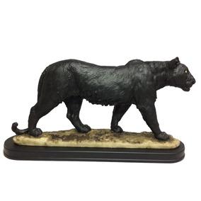 Enfeite Pantera Negra Puma Black Panther Extra Grande Top E