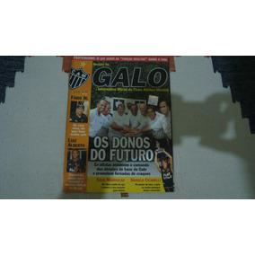 Revista Galo, Oficial Do Atlético Mineiro, De 2003