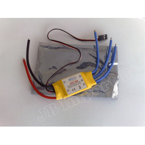 Esc 30a - Brushless Motor Speed Controller