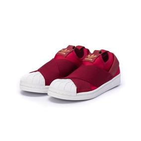 Sapatos Casuais adidas Slip On Elástico Original + Frete
