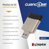 Card Multimedia Reader Fcr-mlg4 Mobilelite G4 Usb 3.0 Kinsto