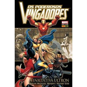 Marvel Deluxe: Os Poderosos Vingadores - A Iniciativa Ultron