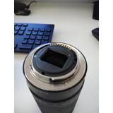 Lente Sony 55 210mm, Oss, Novissima