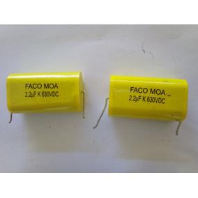Capacitor Mkp 2,2 Mf 630v X 20uds.