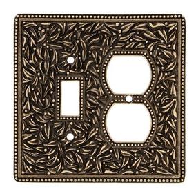 Vicenza Designs W7000san Michele Salida/toggle Jumbo Pla