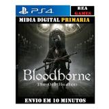 Dlc Bloodborne Old Hunters - Psn Digital 1º Envio Já