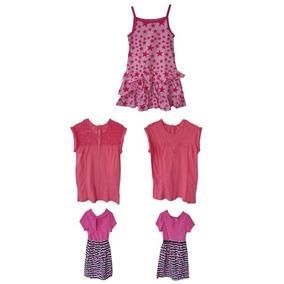 2 Vestidos Y 1 Blusa Para Niña 8 Años