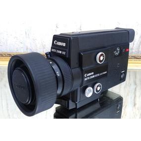 Camêra Filmadora Canon Auto Zoom 512 Xl Antiga