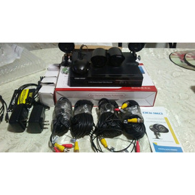 Dvr 4 Canales Combo Android Pc 1000gb Dd Mause 4 Camaras