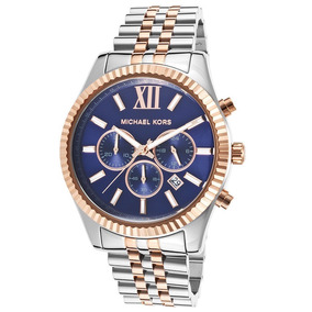 Relogio Michael Kors Replica Azul - Joias e Relógios no Mercado ... 08e1bcbafa