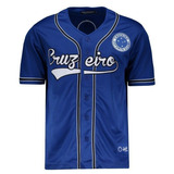Camisa Baseball Cruzeiro