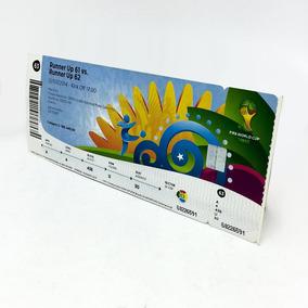 Ingresso Copa Do Mundo Fifa 2014 Brasil X Holanda Bom Estado