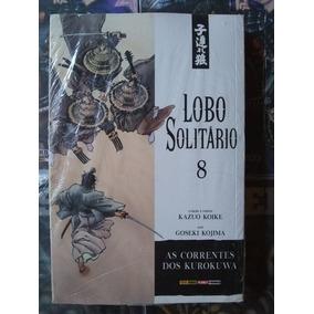 Lobo Solitário Vol. 8