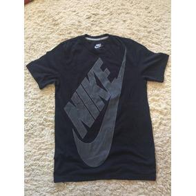Camiseta Nike Original Preta Tamanho M Algodão Ótimo Estado! c3c3a8cdd2010