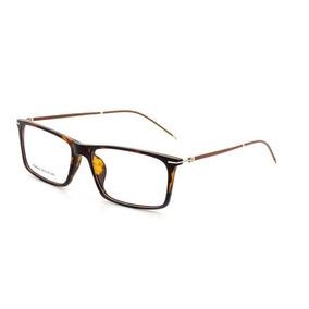 3d7330ea2ad60 Óculos De Grau Masculino Cannes 9002 T 56 C 5 Marrom