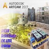 Software Cnc Fresadora Mecanizado Artcam En Español