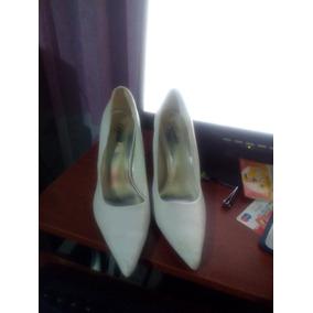 0141e5bf Zapatos Para Bodas Mujer - Ropa, Zapatos y Accesorios Blanco en ...