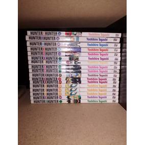 Mangá Hunter X Hunter Vários Volumes (leia A Descrição)