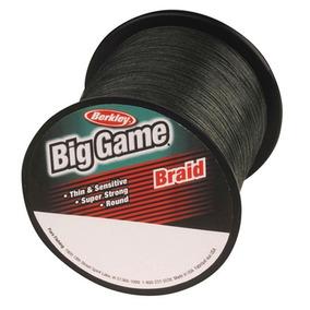 Nylon Big Game Braid 300 Yd (1/4 Lb Spools) Lo-vis Berkley