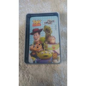 Super Trunfo Disney Pixar Grow Toy Story