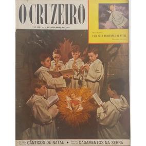 Revista O Cruzeiro 1954 - Psd - Candidato Dez Meses Antes