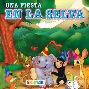 Una Fiesta En La Selva Colección Mini Reflejos