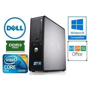 Computador Dell Optiplex 780 Core2duo Ddr3 Serial (4un)