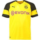 Borussia Dortmund - Uniforme 1 - 2018   2019 - Frete Grátis cf44cda207333