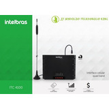 Intelbras Perú - Interface Base Celular Gsm Itc 4100 Nuevo