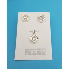 31405d8303a2 Aretes Bulgari De Plata en Mercado Libre México