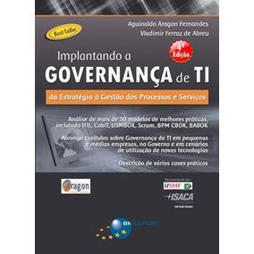 Implantando A Governanca De Ti Pdf