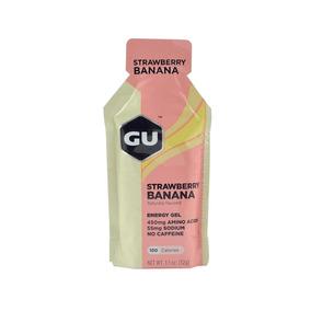 Gu Energy Gel Strawberry Banana