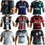 20 Pçs Atacado Esporte Palmeiras Camisa E Seleçao Brasileira 40c136098dbb1