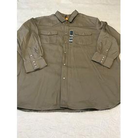 Camisa Gruesa De Trabajo Carhartt Talla 4xl Invierno