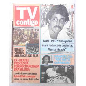 Tv Contigo Nº 385: Reny De Oliveira - Carlos Mossy - Lucélia