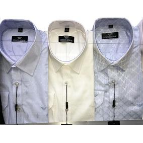 09f83cfdb0d Kit Camisas Social De Marca Masculina Tamanho G - Camisa Social ...