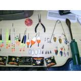 Señuelos Anzuelos Caja De Pesca