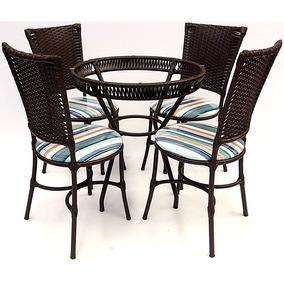 e1877a7ac Mesas E Cadeiras Inox Com Fibra Sintetica - Ferramentas e Construção no  Mercado Livre Brasil