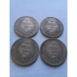Moneda De 1 Peso Chilena Año 1933
