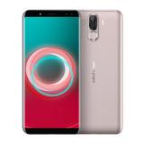 Teléfono Cara Id 4g Smartphone 4gb + 64gb 6.0 Pulg. Oro Eu