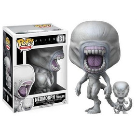 Boneco Funko Pop Alien Neomorph Toddler Nº431